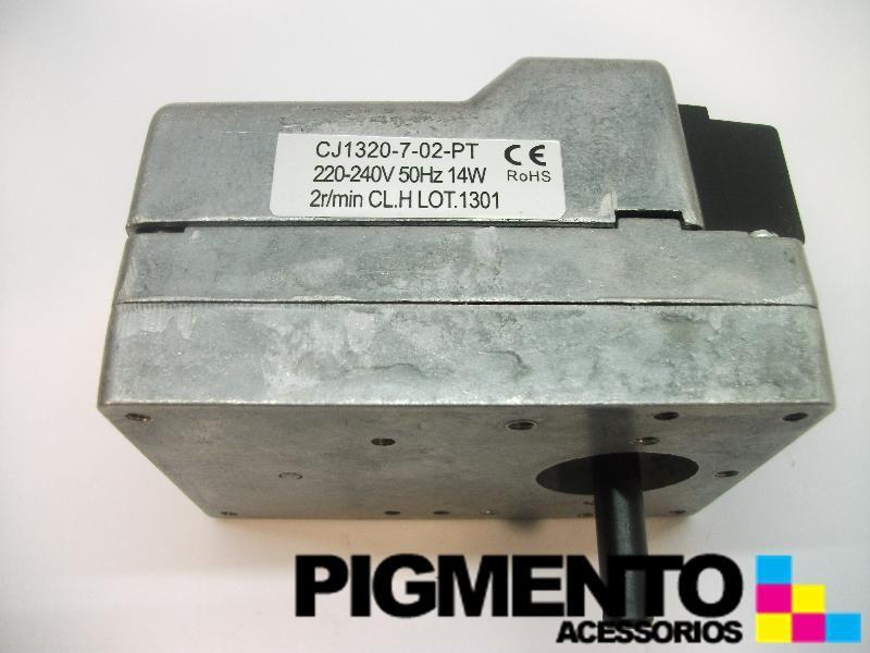 MOTOR para GRILL 14W  220V   2 VUELTAS P/ MINUTO