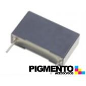 Condensador supresor de Polipropileno X2 680nF 275VAC RM15mm