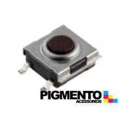 Botão 6.2x6x(3.1)mm SPST-NO 12VDC 50mA SMD - Ninigi TACTM-63N