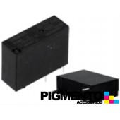 Relé mini electromagnético 12VDC 3A SPST-NO (4 pinos) - Omron G5NB-1A 12VDC