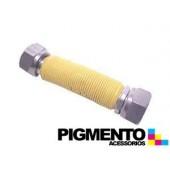 TUBO P/ GAS F/ F 3/ 4 INOX 100/200 UNIVERSAL