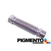 TUBO P/ GAS M/F 3/4 INOX 200/400 UNIVERSAL