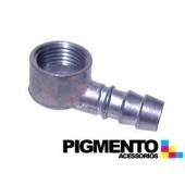 PICO CURVO P/ TUBO DE GAS NAT. (MACHO 1/2)