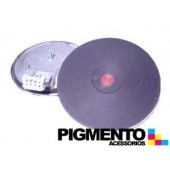 PLACA ELECTRICA RAPIDA 180mm 2000W