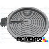 PLACA P / VITROCERAMICA 2100W 230V DIAM. 230mm