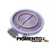 PLACA P/ VITROCERAMICA 1700+700W 230V DIAM. 110/175mm