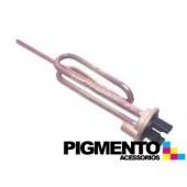 RESISTENCIA P/ TERMO ACUMULADOR 1200W C/ SUP. P/ ANODO