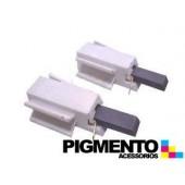 KIT ESCOBILLAS DE CARVAO C/ SOPORTE 5X10X31mm HOTPOINT