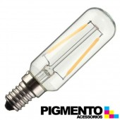 LAMPARA LED PARA / EXAUSTOR 2W E14 (TUBULAR)