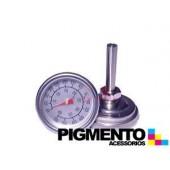 TERMOMETRO C/ ASTE P/ HORNO ( 50º A 400º)