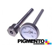 TERMOMETRO C/ ASTE P/ HORNO ( 0º A 500º)