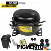 COMPRESSOR 1/8 -S (91W.) R600 ( SECOP TLES5.7KK.3 )