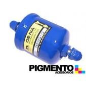 FILTRO C/ TUERCA 1/4 100g M112