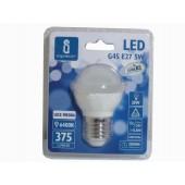 LAMPADA DE LED 3W=25W. 230V. A5 G45 E27 (225 LUMEN / 6400K)