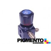 TORNEIRA P/ MANOMETRO 1 VIA (BAJO PRESION