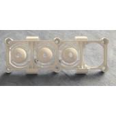 Botões Maq. Lavar Vestel 42027376, 3/ZEPHYRUS