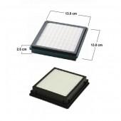 Filtro Hepa 5207 Dimensões: 129x118x23mm