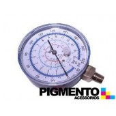 MANOMETRO B. PRESION 080mm R134A-404-22-407