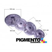 KIT 4 QUEMADORES ARISTON / INDESIT / SAMET