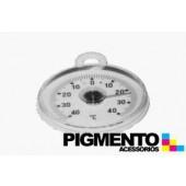 TERMOMETRO -30º + 40º REDONDO