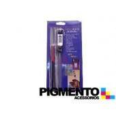 TERMOMETRO DIGITAL MULTI. C/ PONTA EM ACERO INOX (-50 /+300º)