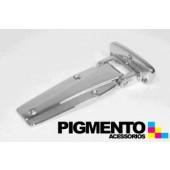 BISAGRA P/ FRIGORIFICO INDUSTRIAL (CROMADO)
