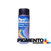 SPRAY TINTA NEGRO MATE 400ml.
