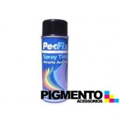 SPRAY TINTA NEGRO BRILLANTE 400ml.