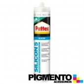 SILICONE PATTEX ANTI-FUNGOS 280ml BRANCO