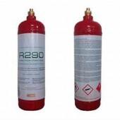 REFRIGERANTE R290 (PROPANO) (430 gr.)