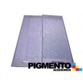 FILTRO EM REDE P/ CAMPANAS TEKA KIT C/ 2 UNID. ( 19x50cm. )