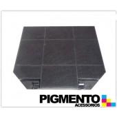 FILTRO DE CARVAO P/ CAMPANAS 265X150 mm