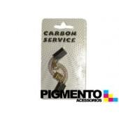 KIT ESCOBILLAS CARVAO 7X12X18/19,5 mm