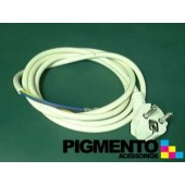 CABLE ELETRICO P/ FRIGORIFICO 3X0,75 (2mt.)
