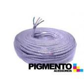 CABLE ELETRICO P/ HIERRO A VAPOR ( FIO 4X0,75 )