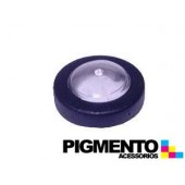 CUBIERTA P/ INTERRUPTOR REDONDO 12mm. DIAM.