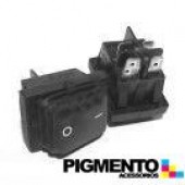 INTERRUPTOR C/ FOLE ( 22x30mm - 4T.)