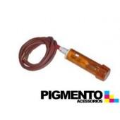 SINALIZADOR C/ FIO Amarillo 9mm (SL.10.201)