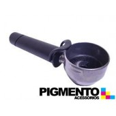 PORTAFILTROS COMPLETO P/ MAQUINA CAFE UNIVERSAL