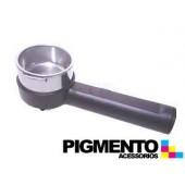 PORTAFILTROS C/ FILTRO P/ MAQUINA CAFE SAECO