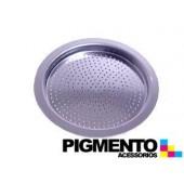 FILTRO INOX P/ CAFETERA DE 2 CHAVENAS