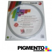 JUNTA PANELA PRESION FAGOR 10 LT. (DIAM. 250mm )