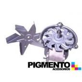 MOTOR HORNO VENTILADO C/ TURBINA (VEIO 30mm ALT.) REF: AR078421 / 078421 / C00078421