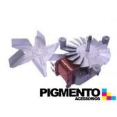 MOTOR HORNO VENTILADO C/ TURBINA (VEIO 32mm ALT.) REF: AR081589 / 081589 / C00081589