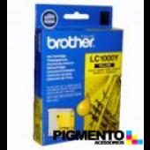 Tintero 130/330/540/750CW/240/440CN/660CN (LC1000Y) Amarillo COMPATIVEL