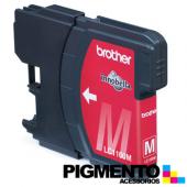 Tintero MFC6490CW/DCP6690CW (LC1100M) Magenta COMPATIVEL