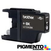 Tintero MFCJ6510DW/MFCJ6710DW/MFC6910DW (LC1240BK) Negro COMPATIVEL