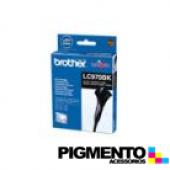 Tintero DCP135/150C/MFC235C/260C (LC970BK) Negro COMPATIVEL