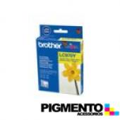 Tintero DCP135/150C/MFC235C/260C (LC970Y) Amarillo COMPATIVEL
