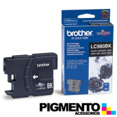 Tintero DCP145C (LC980BK) Negro COMPATIVEL